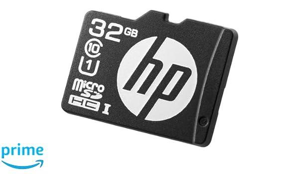 HP 32GB microSD - Tarjeta de memoria (32 GB, Micro Secure ...