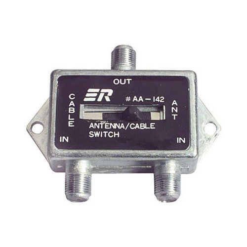 75 Ohm A/b Switch - Coaxial A/B Switch (2 Pack)