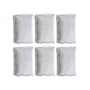 iTouchless Active Carbon Filter Deodorizer Refill/Comes in 6 packs