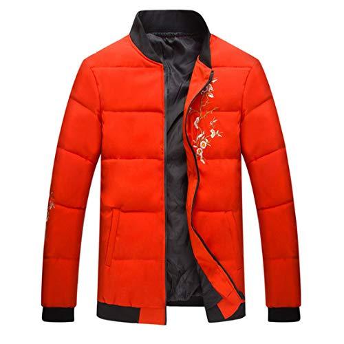 G G Cotone Uomo Collo wpew wpew Jacket da in down Cappotto Corto Corto Invernale Nuovo qB0B7wX