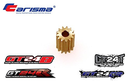 Carisma 15427 GT24B Metal Pinion Gear 13 Tooth Replacement ()