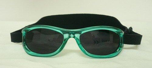 A-Safety Kindersonnenbrille APS44, dunkelgrün, 0-3 Jahre dunkelgrün