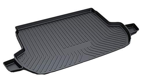- Kaungka Cargo Liner Rear Cargo Tray Trunk Floor Mat Waterproof Protector for 2014-2017 Subaru Forester