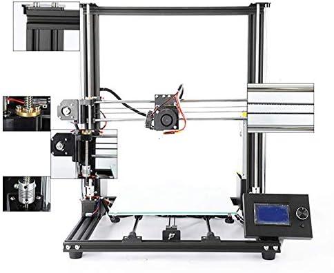 0.1MM DIY Impresora 3D Metal Desconectado Imprimir en Línea Casa ...