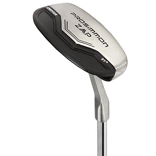 PROSiMMON Golf ZAAP Control Chipper - Mens Right Hand - Easier Than Any Wedge! by PROSiMMON