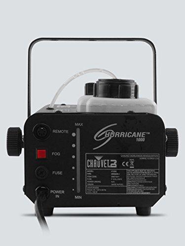 CHAUVET DJ Hurricane 1000 Compact Fog Machine w/Wired Remote by CHAUVET DJ (Image #6)