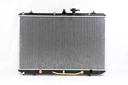 Radiator - Pacific Best Inc For/Fit 13024 08-10 Toyota Highlander 3.5L w/Tow Plastic Tank Aluminum Core
