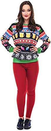 Fashion Christmas Pattern Woman Sweatshirts tops 3D Digital Print Loose Hoodie size S