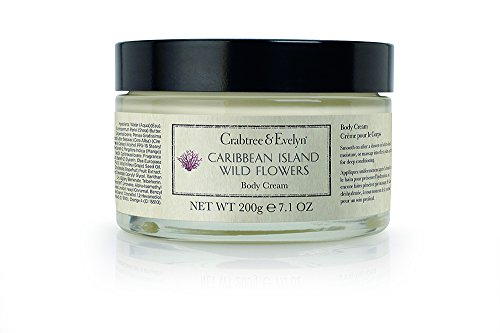 Crabtree & Evelyn Body Cream, 7.1 oz