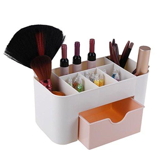 50%OFF Mini Makeup Storage Box Cosmetic Desktop Lipstick Cases Sundries Case  Small Objects Box