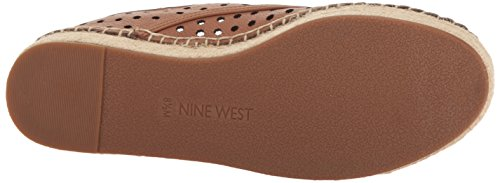 Leather Garza Natural West Dark Bronze Nine Women's PfqzwxB
