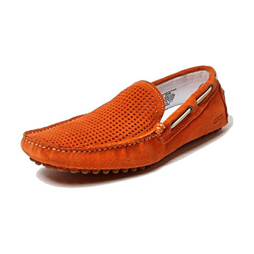 Cole Orange Shoes Men's Release Clutch Kenneth Driving pSd1qwnC