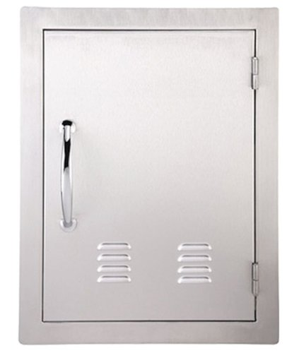 SUNSTONE A-DV1724 17-Inch by 24-Inch Vertical Door with Vents by SUNSTONE