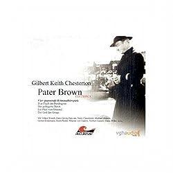 Vier Kriminalhörspiele - Pater Brown (Edition 5)