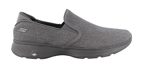 Skechers Mens Performance, Go Walk 4 Deliver Slip on Shoes