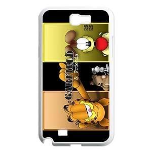 Samsung Galaxy Note 2 N7100 Cell Phone Case White GARF IELD NF9453025
