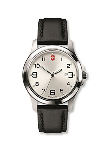 victorinox-swiss-army-large-garrison-elegance-silver-dial-black-leather-strap-mens-watch-26051