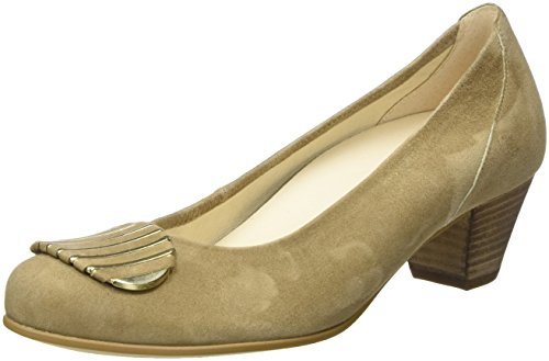 Comfort Comfort Femme Shoes Walnut Escarpins Gabor Marron Shoes Escarpins 43 Gabor PfxAXwq