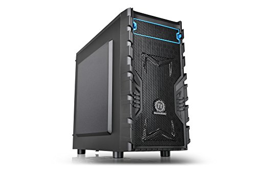Thermaltake Chaser MK-1 Build-In HDD/SSD Hot Swap Color Shift LED Fan ATX Full Tower Gaming Computer...