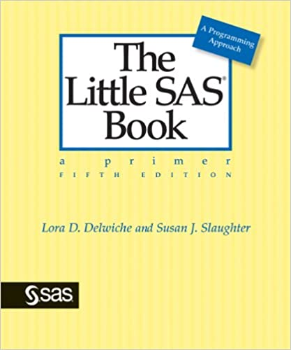 The Little Sas Book A Primer Pdf