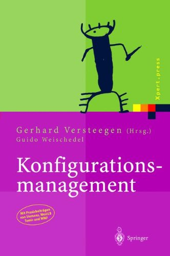 Download Konfigurationsmanagement (Xpert.press) (German Edition) ebook