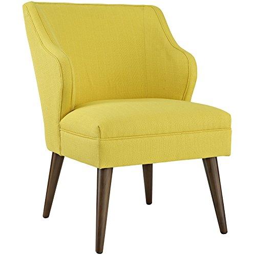 Modway Swell Fabric Armchair, Sunny