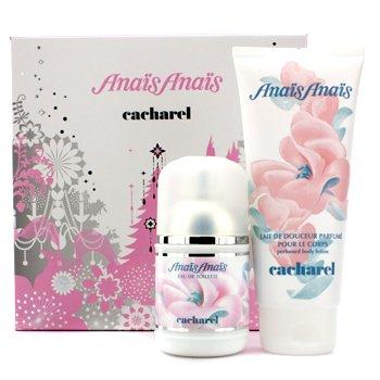 Cacharel Anais Anais Gift Set 100ml EDT + 200ml Body Lotion: Amazon.co.uk: Health & Personal Care