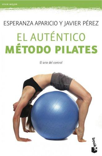 Descargar Libro El Auténtico Método Pilates Esperanza Aparicio
