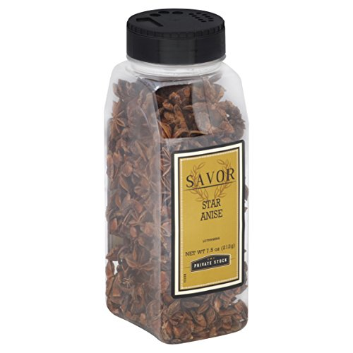 Savor, Star Anise 7.5 oz. (6 count) by Savor
