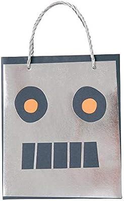 Meri Meri Robot bolsas de fiesta: Amazon.es: Hogar