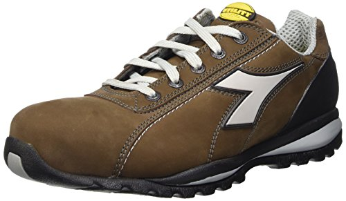 II HRO Low Diadora S3 Adulte Chaussures Mixte Marrone Scuro Marron Glove Sécurité de qZqwIE5