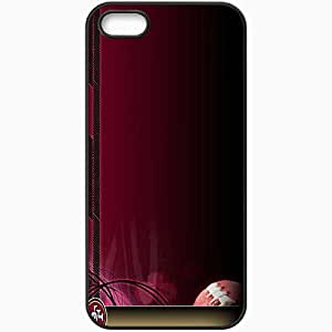 Personalized iPhone 5 5S Cell phone Case/Cover Skin 336 san francisco 49ers Black