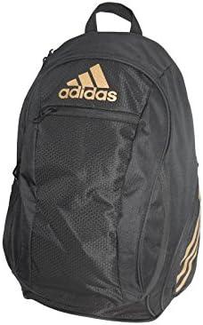 Adidas ESTADIO IV BACKPACK – Black Gold, One Size
