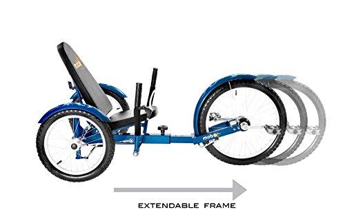 Mobo Triton Pro- The Ultimate Three Wheeled Cruiser Trike (Adult)