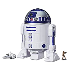 StarWars R2-D2 The Force Awakens Micro Machines by Seguranga