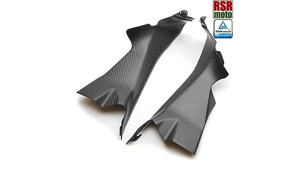 773e4bdc8a5b RSR moto Ducati 899 959 1199 1299 Panigale Premium fundas para cable de  conducto de aire (de fibra de carbono brillante Plain Weave)  Amazon.es   Coche y ...