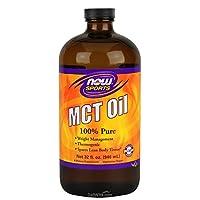 AHORA MCT 100% aceite, 32 onzas (no es apto para el ceto)
