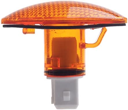 Dually Bed Fender Side Mount Lights Clearance Ford Super Duty Aftermarket Front Rear Partsam Replacement For 1999-2010 Ford F350 F450 F550 LED Side Fender Marker Lights 2Amber/&2Red Smoked Full Kit