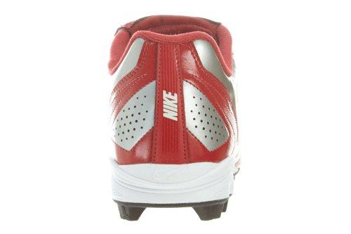 Nike Keystone Low (heren) Pro Rood /// Wit