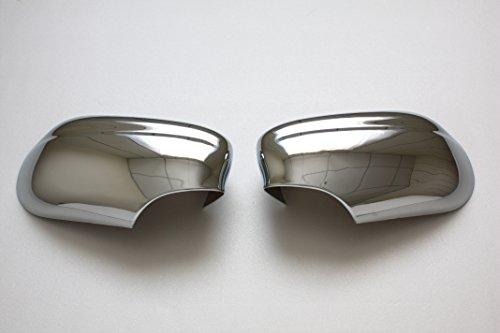 B2 1998-2002 Jaguar S Type Chrome Door Mirror Covers by B2