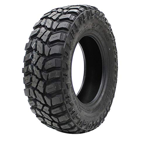 Cooper Discoverer STT Pro all_ Season Radial Tire-35X12.5R20 121Q (35 Tires And Rims For Jeep Wrangler)