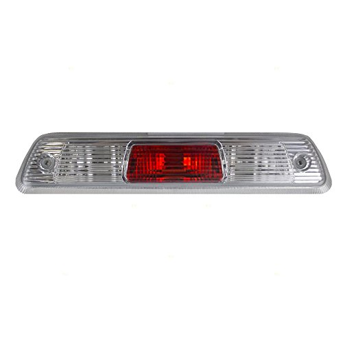 BROCK 3rd Third Brake Light Replacement for 2009-2014 Ford F-150 Pickup Truck Center High Mount Stop Lamp CHMSL Replaces AL3Z 13A613 E AL3Z13A613E