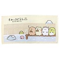Sumikko Gurashi Bath Towel (Large Size) Hot Spring 70x140cm SG270PP-2