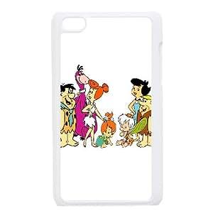 iPod Touch 4 Case White The Flintstones Y6W4KI