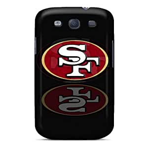 Dmucase Snap On Hard Case Cover San Francisco 49ers Protector For Galaxy S3