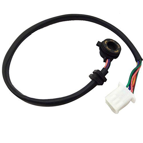 TC-Motor ATV Gear Position Sensor Switch Transmission Indicator 5 Wire For Chinese Go Kart Quad 4 Wheeler Motorcycle Dirt Pit Motor Bike Gear Position Switch