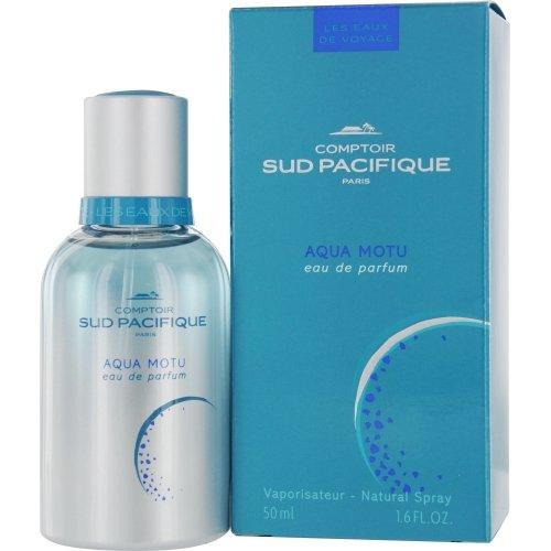 Comptoir Sud Pacifique Aqua Motu By Comptoir Sud Pacifique Eau De Parfum Spray 1.7 Oz (Glass Bottle)