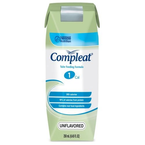 Compleat Modified, 250 Milliliter -- 24 Case by Nestle