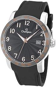 Relógio Champion Masculino com calendário CA31668T