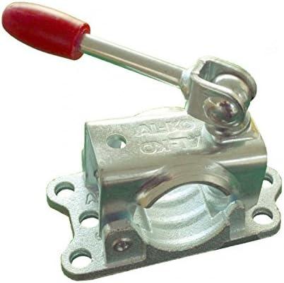 Soporte con abrazadera Alko con 48 mm de diámetro, de hierro fundido con palanca